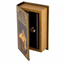 Книга сейф, ключницы, шкатулка
