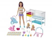 Куклы, пупсы, кроватки, коляски