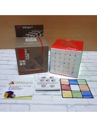 Скоростной кубик Рубика MoYu 6x6 YuShi (Ющи)