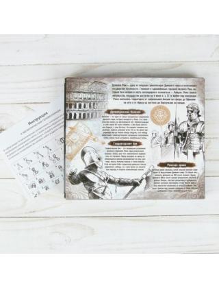 Металлические головоломки Загадки Древнего Рима набор 6 штук