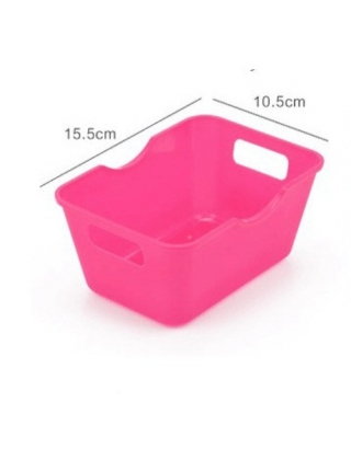 Корзинка органайзер для мелочей пластик
