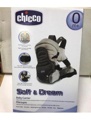 Сумка-кенгуру Chicco Soft & Dream 0+ 3 положения