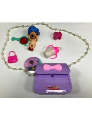 Игрушка LQL Surprise Кукла пупс-сюрприз в шарике
