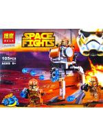 Конструктор звездные воины Space Fights