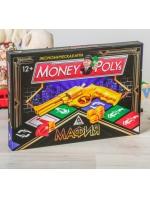 Настольная игра Money Polys Мафия-Монополия