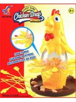 Настольная игра Курица на насесте Выдерни перо
