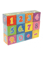 Кубики Арифметика с оживающей картинкой