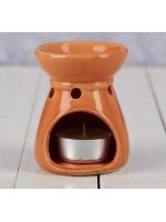 Аромалампа керамика Виноградная лоза 8 х 6,5 х 6,5 см