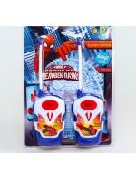 Набор раций Рации супергероев Человек-Паук