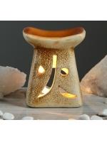 Аромалампа керамика Иероглиф 11 х 7 х 9 см