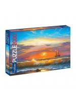 Настольная игра Пазл Морской вид 2000 элементов
