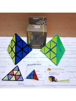 Скоростная головоломка YJ Pyraminx GuanLong V2