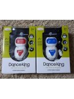Робот музыкальный танцевальный два цвета
