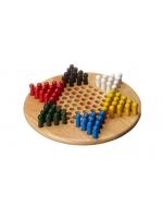 Настольная игра китайские шашки Checkers Game