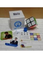 Скоростной кубик Рубика MoYu GuoGuan 2x2 XingHen Magnetic