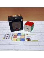Скоростной кубик Рубика QiYi 42mm Mini 3x3 Black Mamba