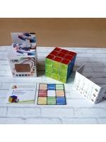 Скоростной кубик рубика 3х3 Z-cube Transparent