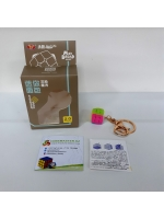 Скоростной кубик рубика YJ 3x3x3 Брелок 2 см