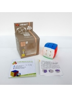 Скоростной кубик рубика YJ Pillowed 3х3 mini 35 mm
