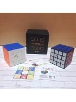 Скоростная головоломка QiYi WuQue 4x4 Mini Magnetic Cube