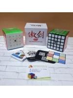 Скоростной кубик Рубика MoYu AoChuang 5x5 GTS