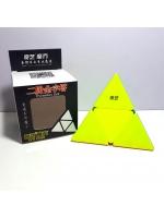 Скоростная головоломка пирамидка 2х2 QiYi MoFangGe Pyramorphix 2х2