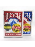 Карты для фокусов Bicycle Stripper Deck