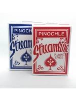 Карты для игры в Пинокль Streamline Pinochle Playing Cards