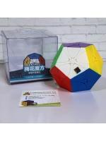 Скоростной кубик MoFangJiaoShi MeiLong Rediminx 3х3