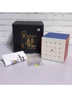 Скоростной кубик Рубика YuXin Huanglong M 5x5