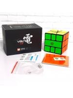 Головоломка скоростная QiYi MoFangGe X-Man Volt Square-1 V2  Full Magnetic
