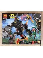 Конструктор Bela 11234 Batman Робот Бэтмена против робота ядовитого Плюща