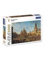 Настольная игра Пазл Красная площадь в Москве 2000 элементов