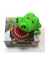 Настольная игра Зубастик Крокодил Дантист новая упаковка