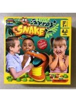 Настольная игра Жадная Злая Змея Greedy snake