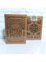 Карты Bicycle Steampunk Bronze