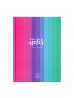 Ежедневник Скетчбук For notes твёрдая обложка А5 120 листов 21 х 15 см