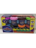 Пластилин тесто Colour Dough 8
