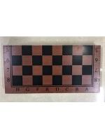 Набор 3 в 1 шахматы шашки нарды деревянные 48 х 48 см Chess