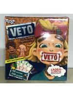 Настольная игра Попробуй объясни Veto 112 карточек 336 заданий