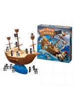 Настольная игра Пиратская лодка или Не раскачивай лодку