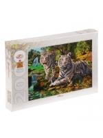 Настольная игра Сколько тигров 2000 элементов