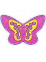 Набор для создания игрушки из фетра Бабочка