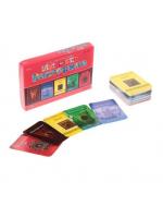 Настольная игра викторина развивающая Игры разума 100 карт