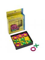 Настольная игра туристическая Крестики-нолики в коробке