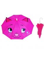 Зонт детский с ушками в ассортименте
