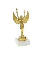Кубок фигура наградной Женская Ника под нанесение