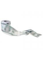 Туалетная бумага 100 долларов подарочная