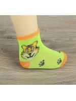 Практичные носки для мальчиков и девочек на каждый день детские от 1 до 10 лет