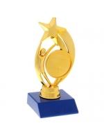 Кубок Фигура под нанесение Звезда с человеком